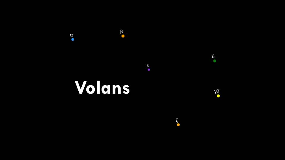 Constellation Volans